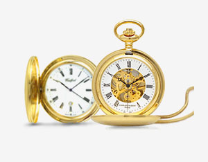 Pocket Gold Watches